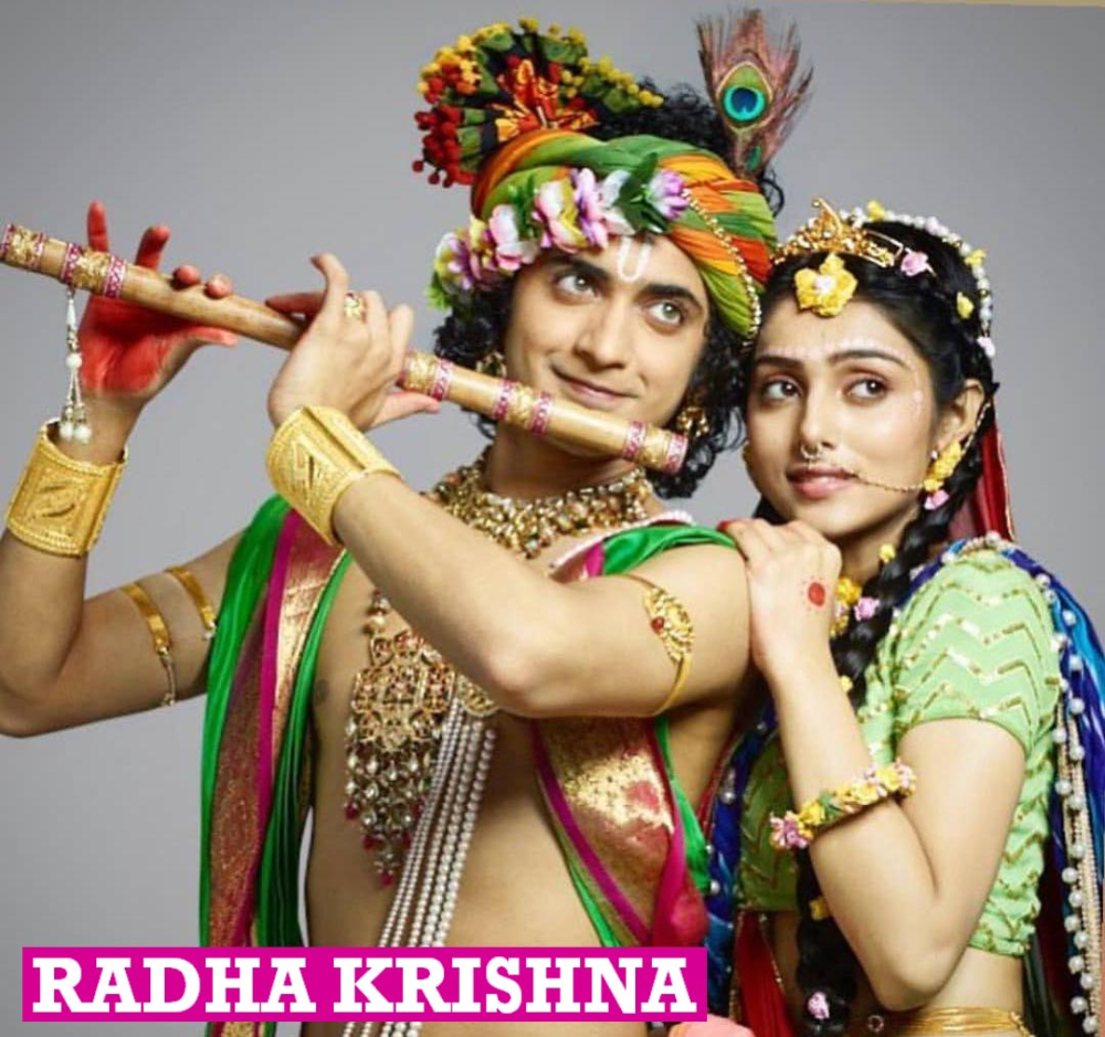 Radha Krishna Images Real Story Serial Star Bharat Radha Krishna Serial Cast Hd Wallpaper Radha Krishna Images Radha Krishna Wallpaper Radha Krishna Photo