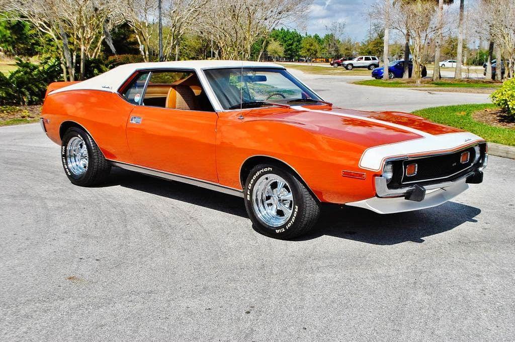 1974 Amc Javelin Amx 2 Door Coupe Amc Javelin Classic Cars Muscle Amc