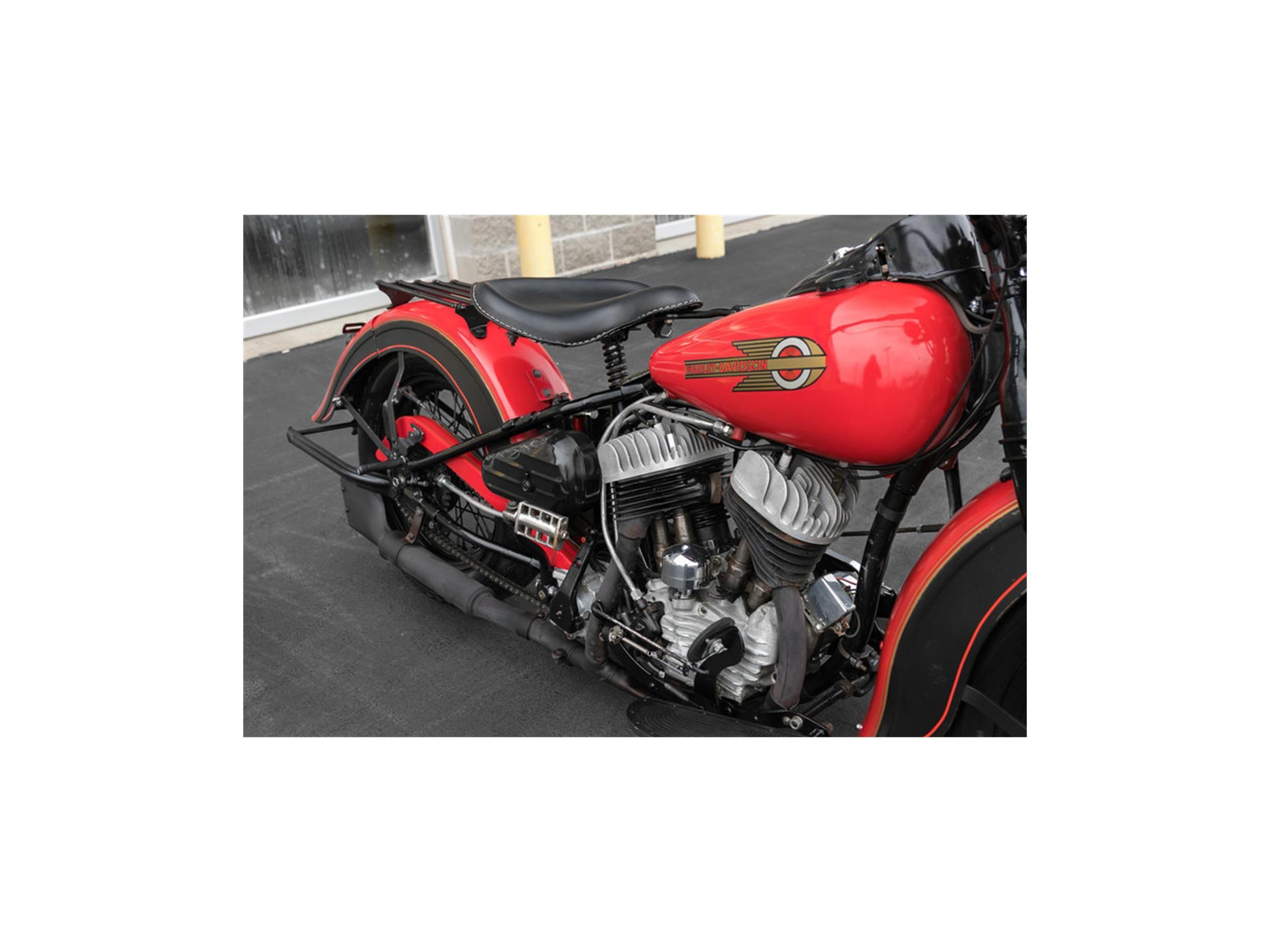 1941 HarleyDavidson Motorcycle (CC1058819) for sale in
