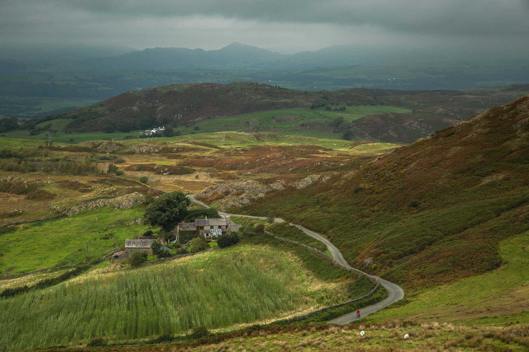 Cycling On The Lake District Lanes Lake District Print Epic Journeys Places Lake District Country Roads Golf Photography