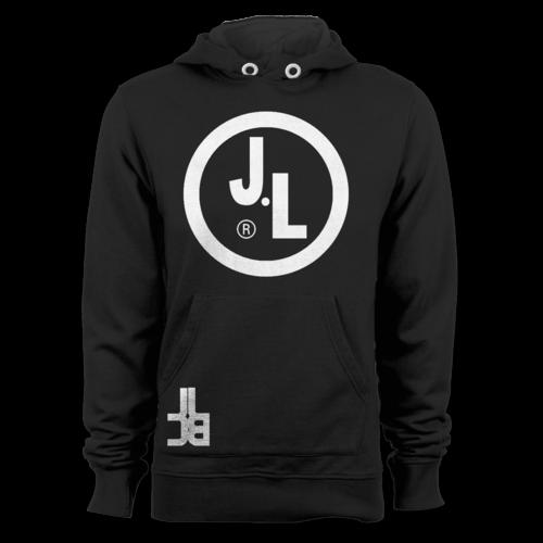 Original Jesse Lives circle logo hooded pullover