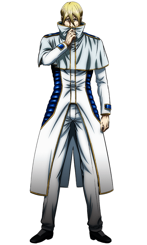 Pin By S On Wifus Terra Formars Anime Wolf Anime
