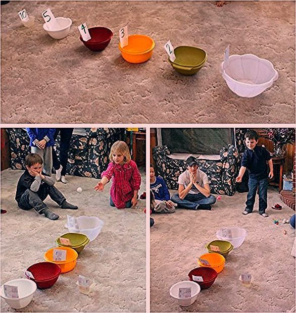 Photo of Fun and Cheap Easter Party Games: Easter Olympics   FYNES DESIGNS