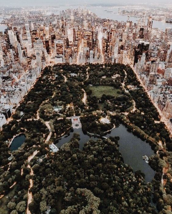 Places To Visit Over A Weekend: Did You Know Over 8 Million People Live In New York City