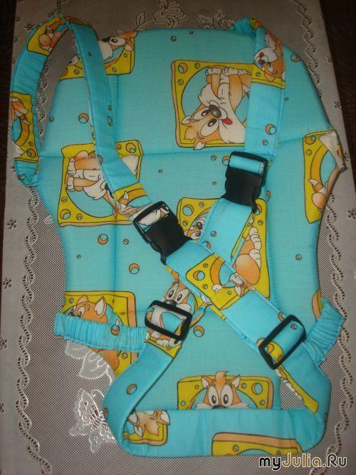 """Mesterkurzus a varrás táska-hátizsák """"Kenguru"""": Mesterségek - a nők társadalmi hálózat myJulia.ru"""