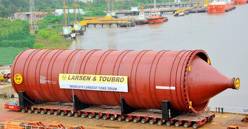 Made In India Larsen Toubro India How To Make