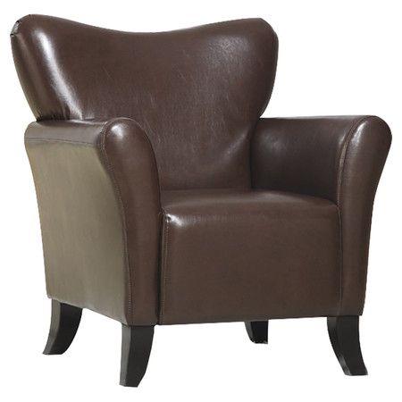 Best Found It At Wayfair Cornville Arm Chair In Merlot 400 x 300