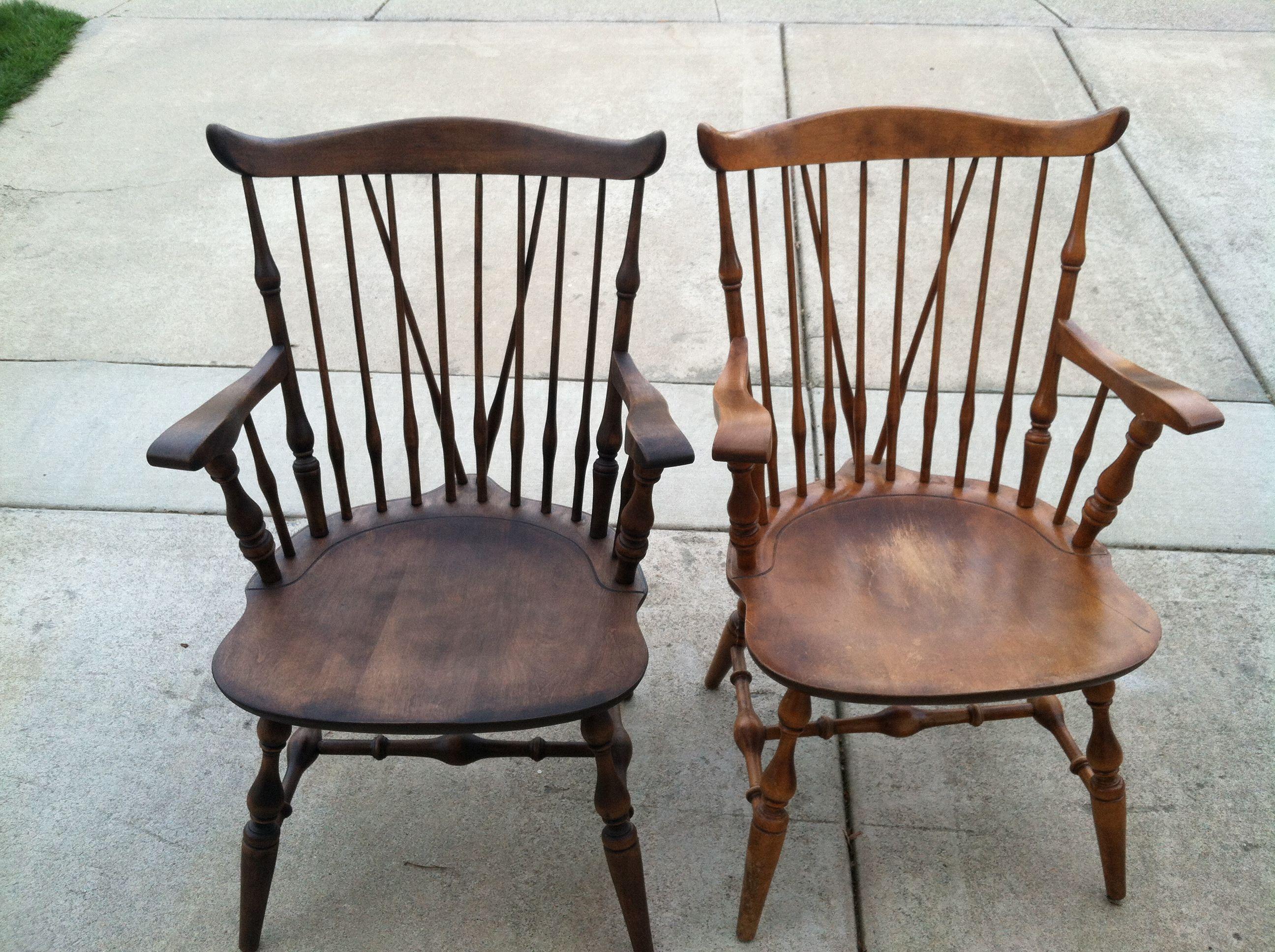 Nichols & Stone chair Chair, Rocking chair, Dining chairs