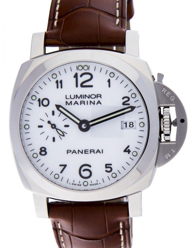 the latest 94722 0bd1a Panerai Luminor Marina PAM00523 in 2019 | Men's Watches ...
