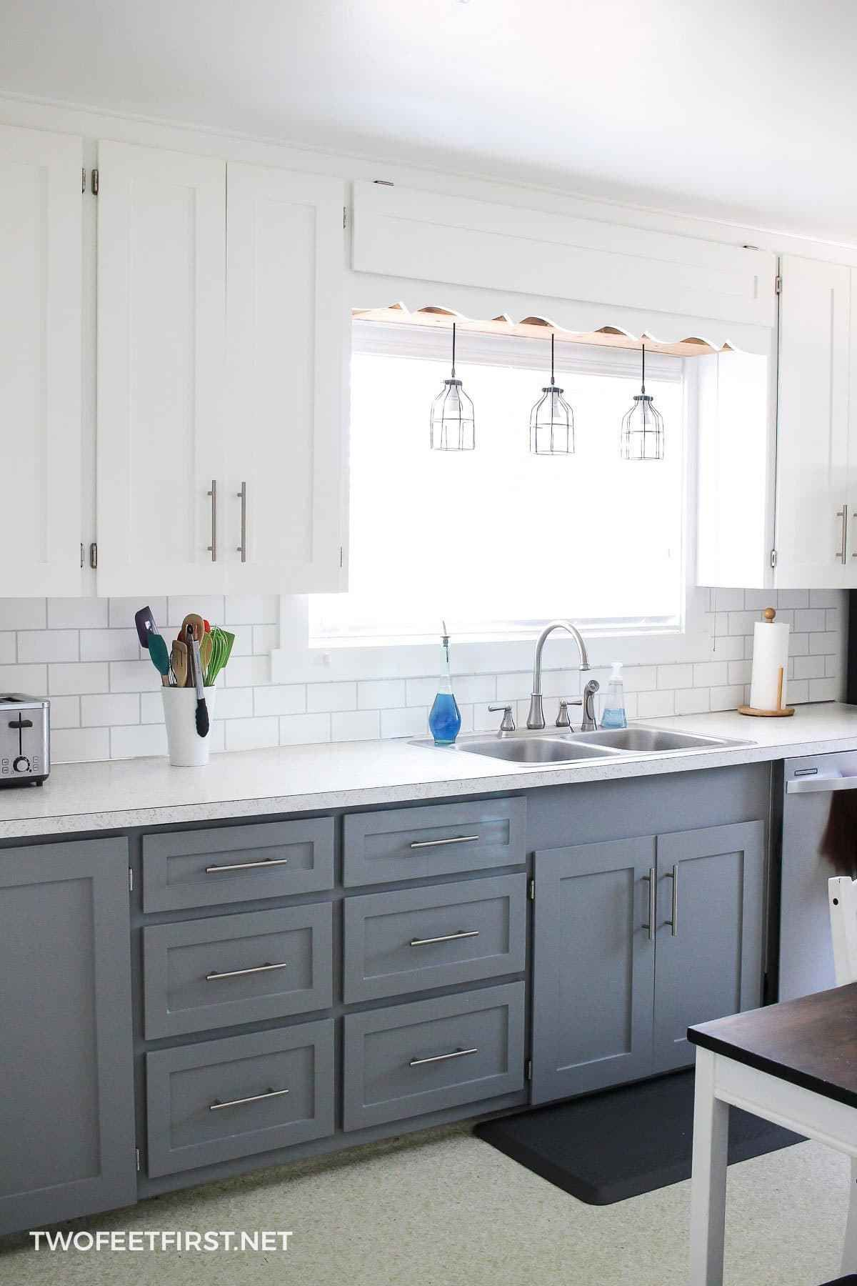 How's That Project Holding Up - Updated Kitchen Cabinets