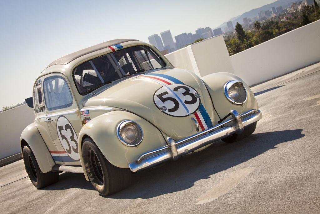 Herbie A Toda Marcha: 1961 Volkswagen Beetle Herbie Fully