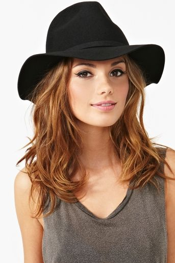 015b20ecb Chelsea Wool Hat - Black   Clothes, Outfits, and Looks I LOVE   Hat ...