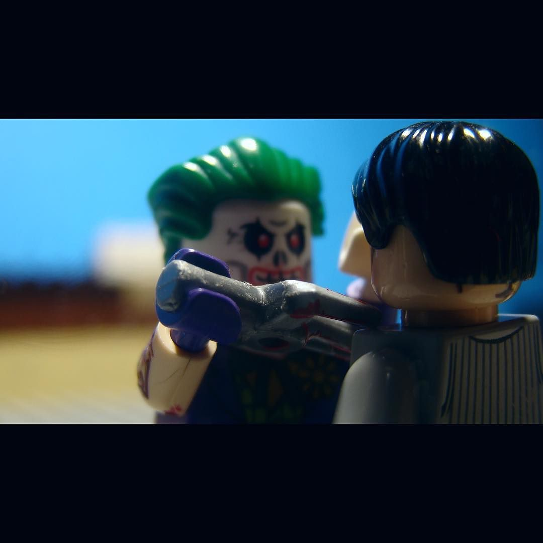 """""""I will do unspeakable things...."""" #joker #dcuniverse #dc #dccomics by kingdom_green"""