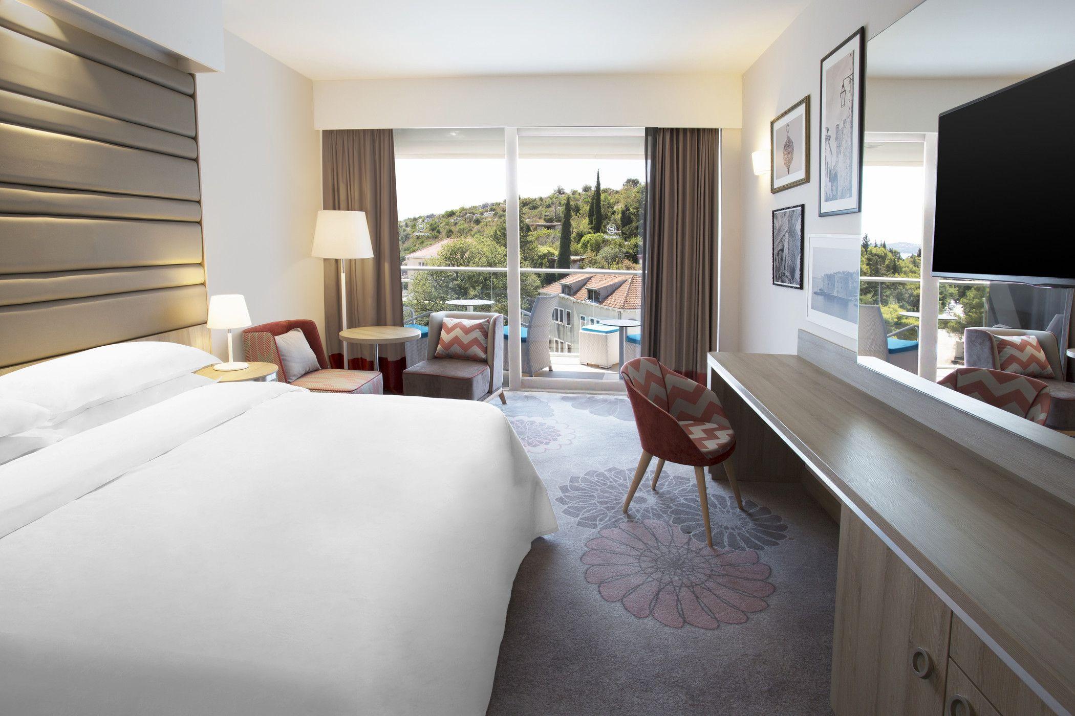 Starwood Hotels & Resorts élargit sa présence mondiale avec l'arrivée de l'enseigne Sheraton dans le sud de la Croatie | Business Wire