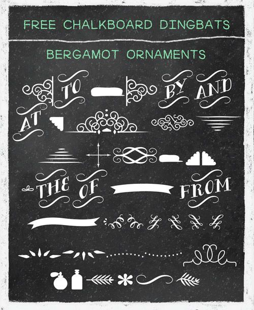free chalkboard fonts and resources dingbat fonts chalkboards and fonts