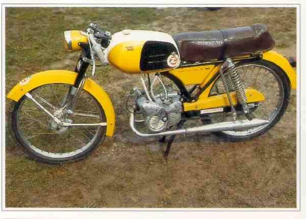 Flandria Record Ultra Sport 1961 1965 Cyclomoteur Voitures Et