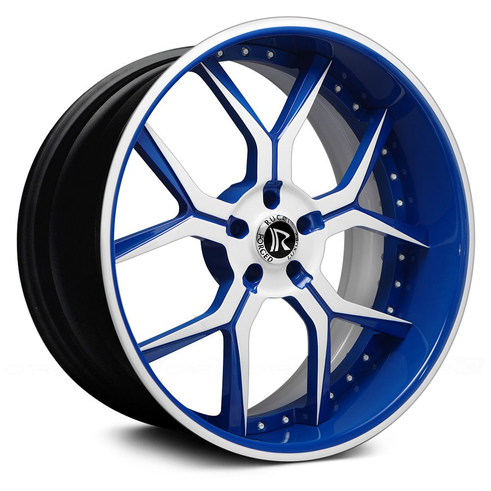 Rucci Da Corsa 2pc Concave Forging Custom Painted Custom Wheels Cars Wheel Rims Car Wheels Rims