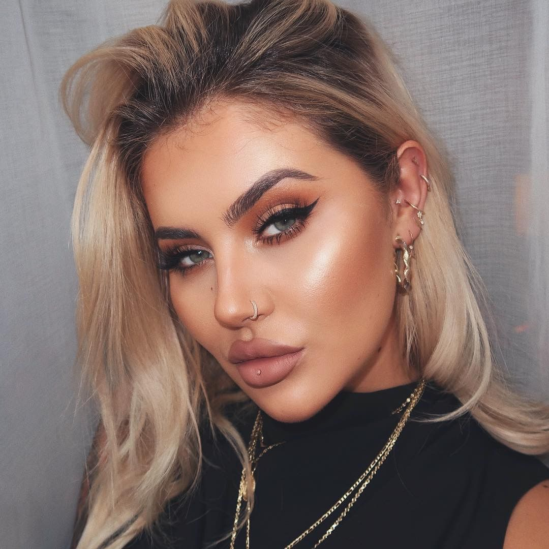25 Ideas for Soft Glam Looks in 2020 Glamorous makeup