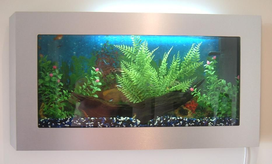 17 Best images about fish tank ideas on Pinterest | Wall mount, Hanging art  and Fish aquariums