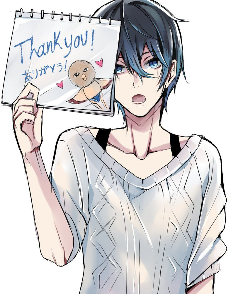 Thank you! by Sukihi on DeviantArt (With images) Happy