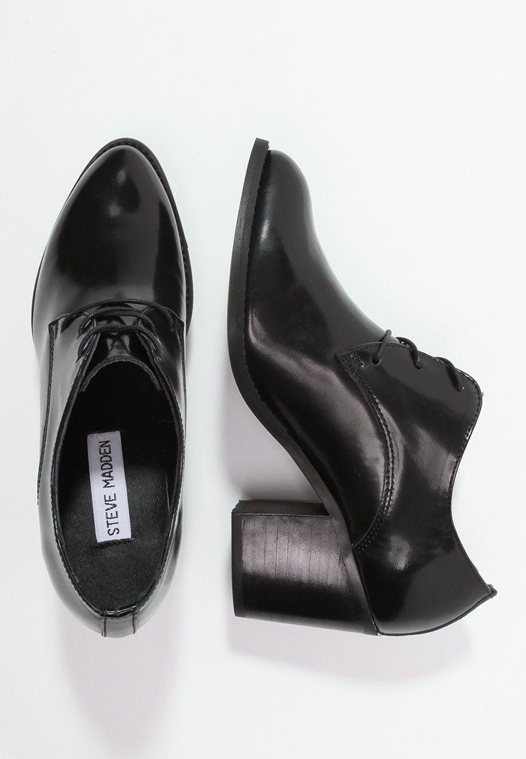 Steve Madden FOXII - Ankle boot - black - Zalando.pl