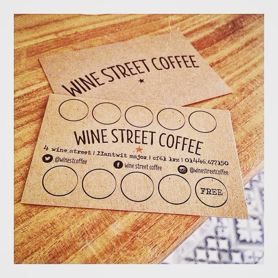 Loyalty Card Loyalty Card Design Coffee Cards Loyalty Card