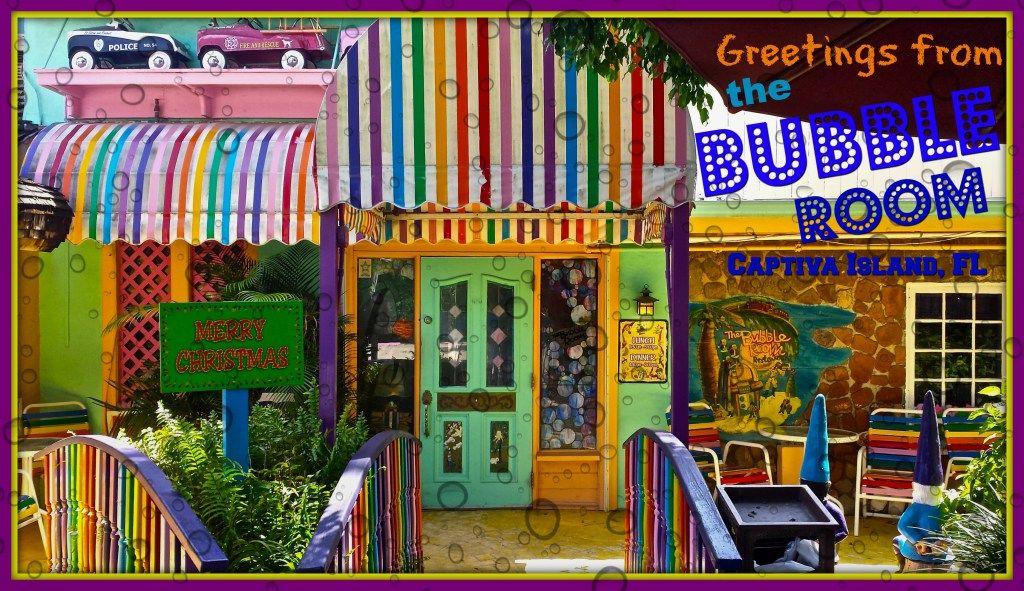 The Bubble Room Captiva Island A Kitsch Eatery Funandfork Bubble Room Captiva Captiva Island Sanibel Island