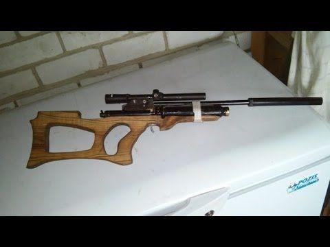 Как винтовку своими руками 15