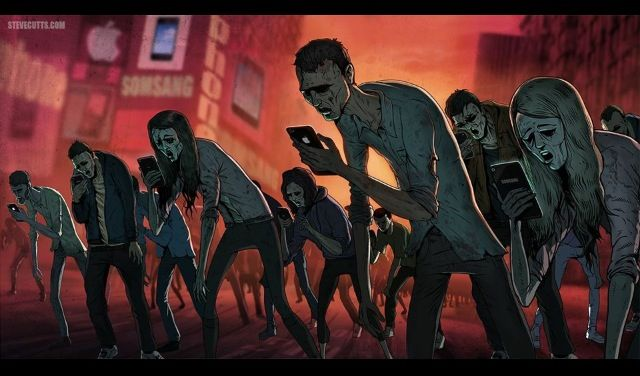 The real walking Dead