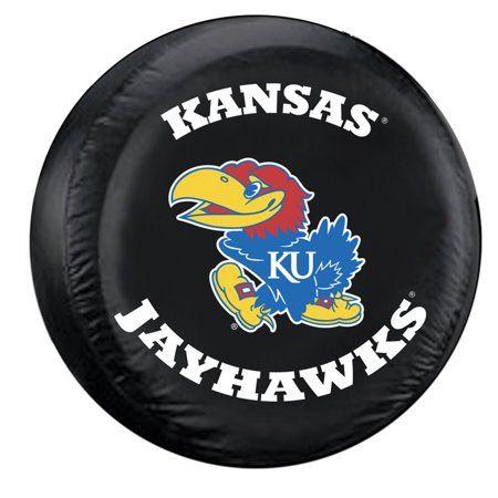 Sports Outdoors In 2020 Kansas Jayhawks Spare Tire Covers Kansas