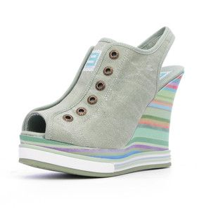 PS Luvme Wedge Mint now featured on Fab.