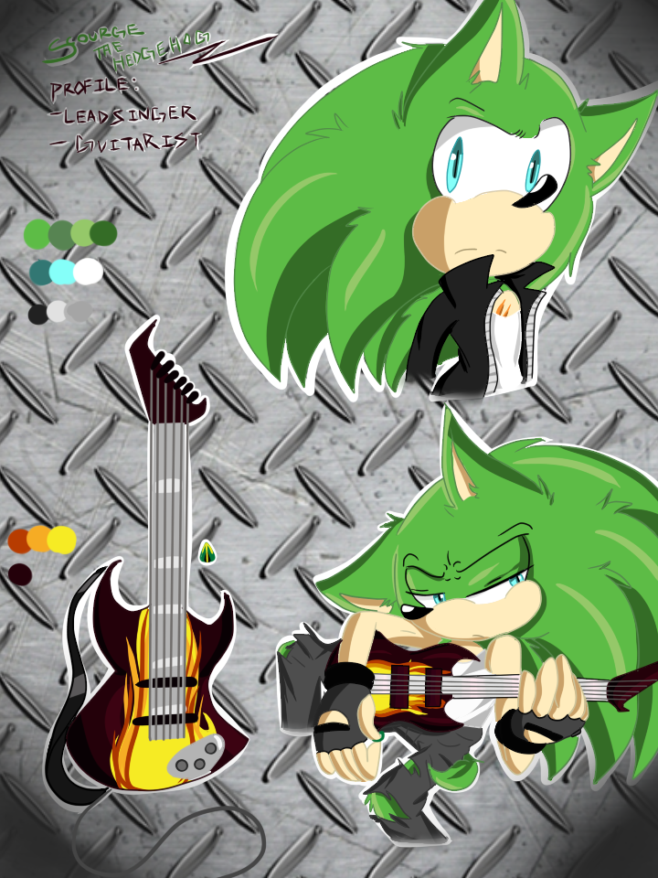 Life of a Scourge - Scourge's Profile (Colored) by LoaS-ScourgeTH.deviantart.com on @deviantART