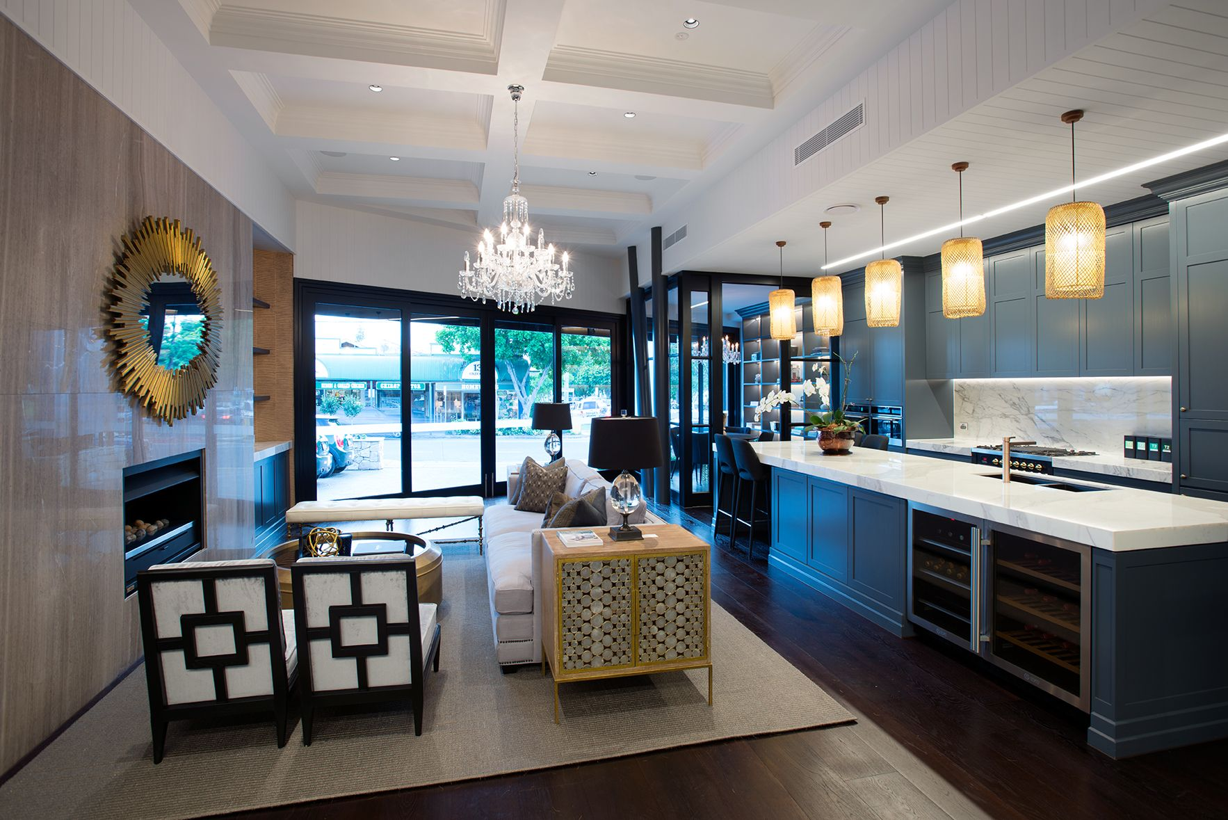 Place real estate commercial office fitout for Real estate office interior design