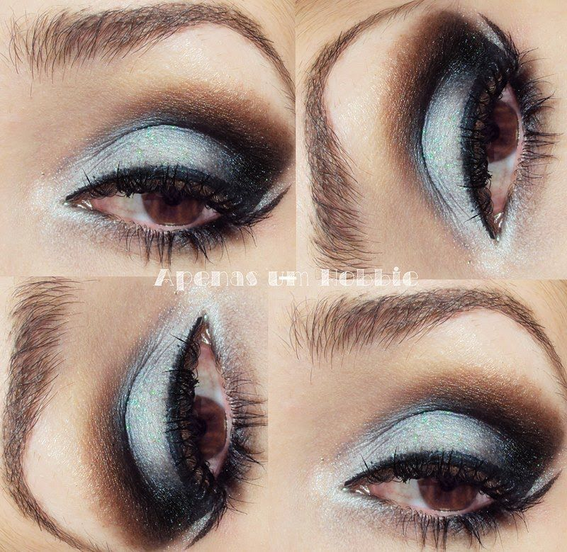 Silver Eyes Silver eye, Makeup, Eyes