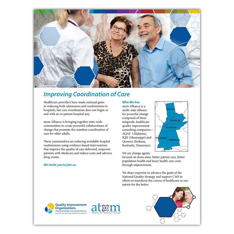 Care coordination fact sheet atom alliance care