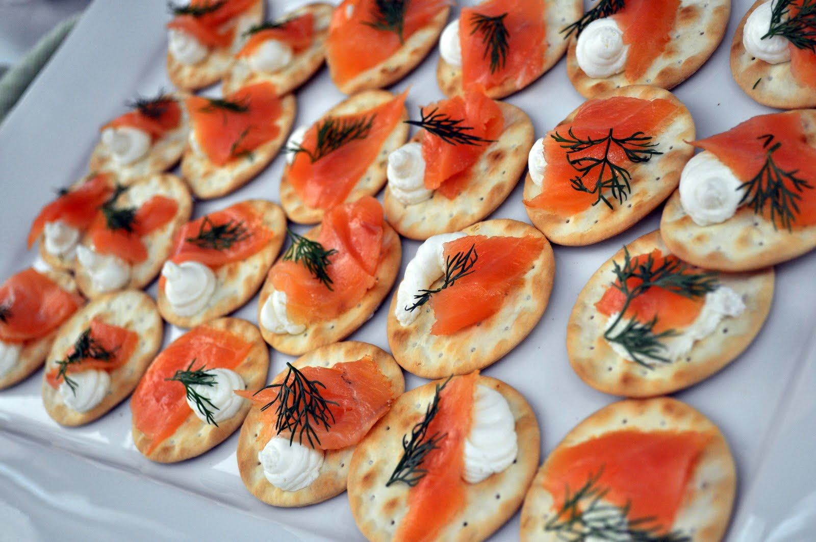 Easy elegant hors d oeuvres recipes