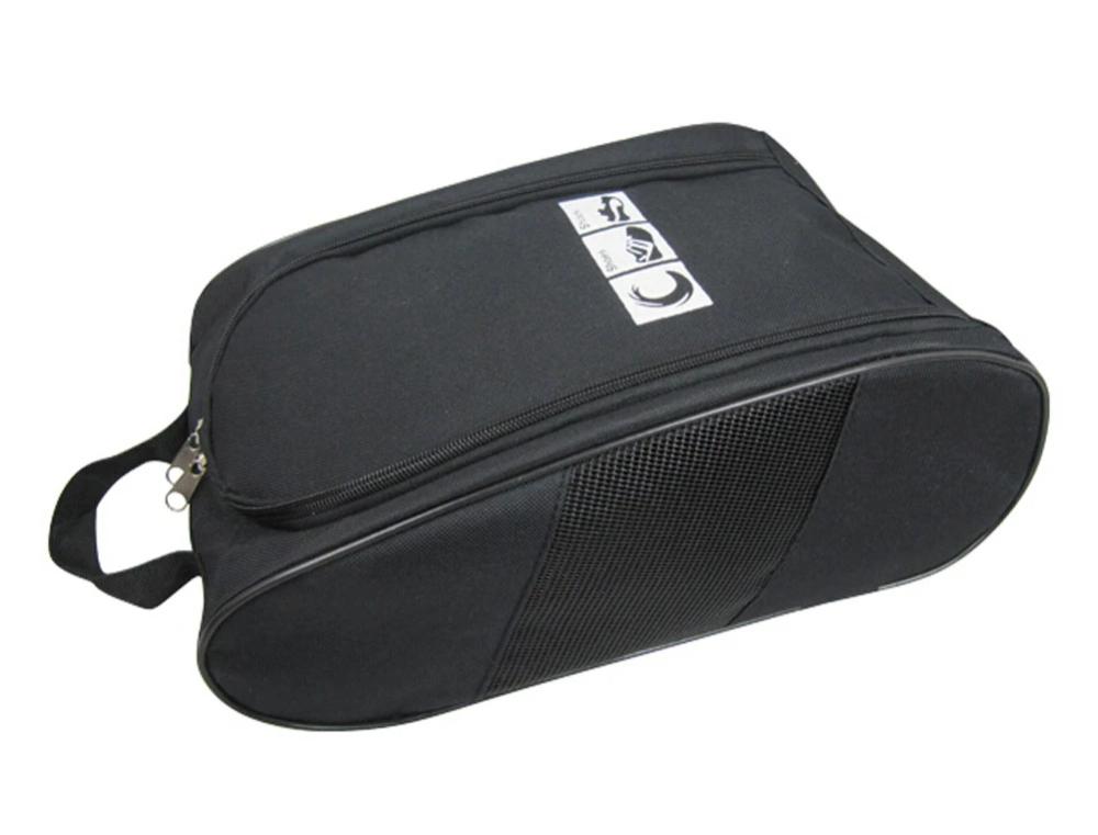 Portable Travel Shoe Bag Fashion Storage Bag Shoes Organizer Black  Trivoshop bag storage Portable Travel Shoe Bag Fashion Storage Bag Shoes Organizer Black