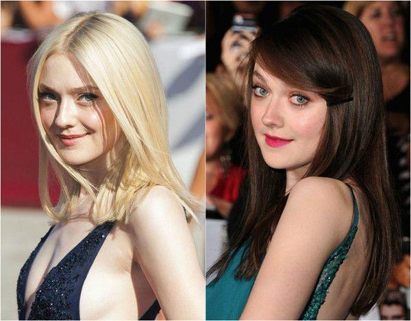 Blonde haare ostrogen