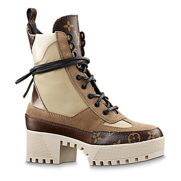 laureate platform desert boot   1 330  liked on polyvore featuring shoes  boots  desert boots