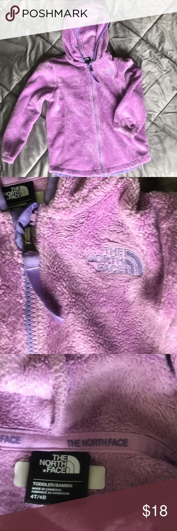 The North Face Fleece Zip Jacket With Hood Size 4t North Face Fleece Hooded Jacket Zip Jackets [ 1740 x 580 Pixel ]
