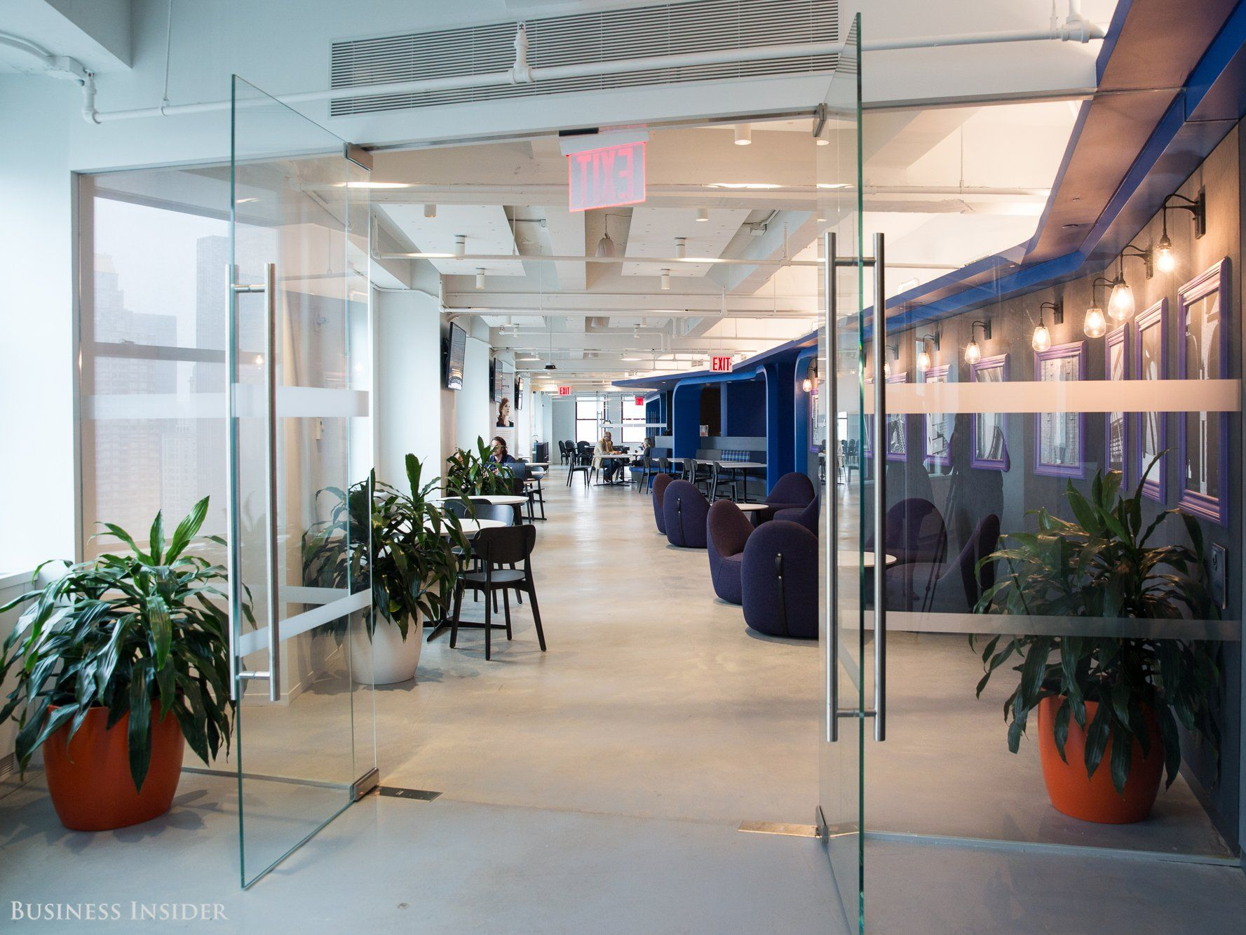 A Look Inside Linkedin S Empire State Building Office New York