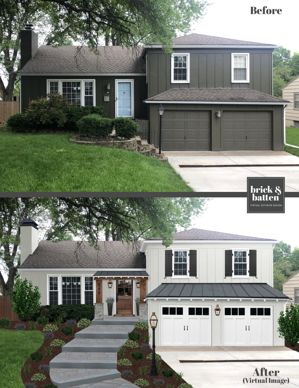 Questions Answered About Home Exterior Siding | Blog | brick&batten
