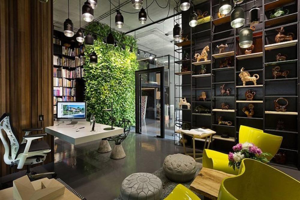 Bureau design pour des agences de conceptions créatives idées
