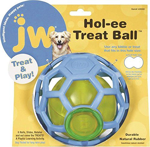 Jw Pet Hol Ee Treat Ball Dog Toy Read More At The Image Link