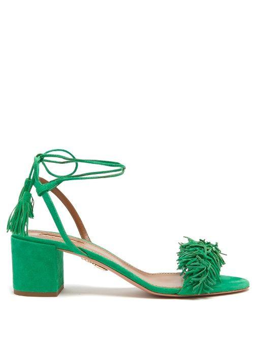 Aquazzura Sexy Thing Sandals Beige Women shoes aquazzura sandalsutterly stylish