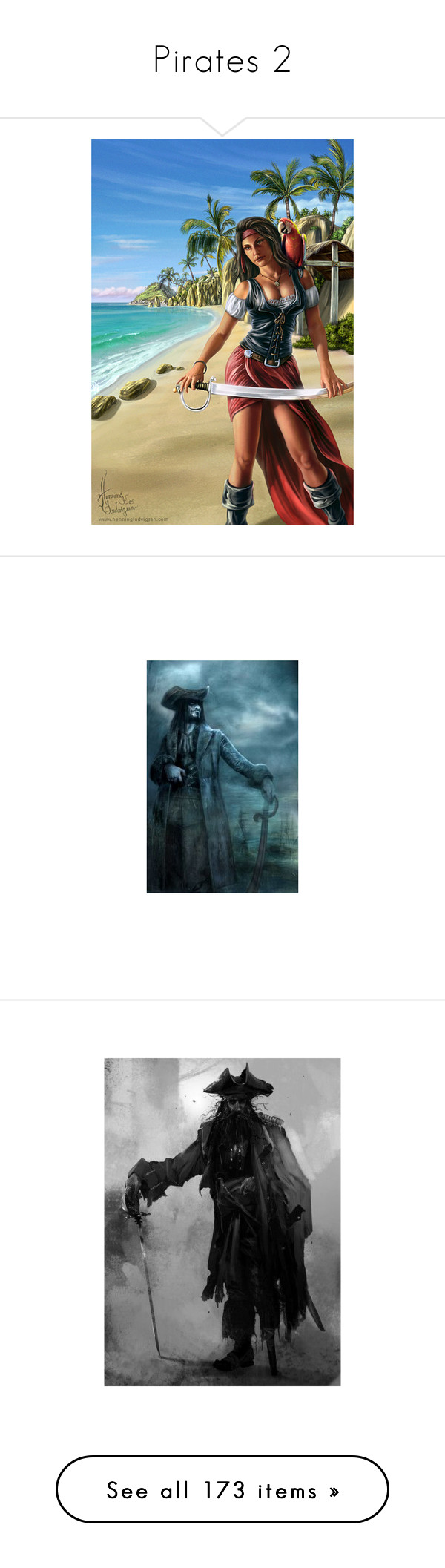 pirates 2 by selene cinzia liked on polyvore featuring femmes