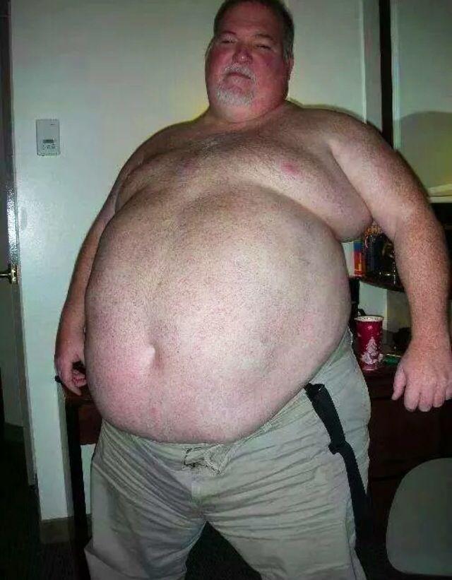 fat bear men