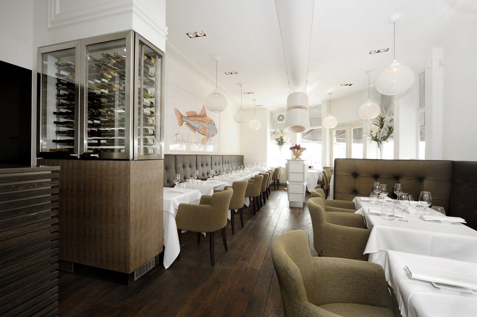 modern klassiek interieur restaurant interieur modern klassiek restaurant