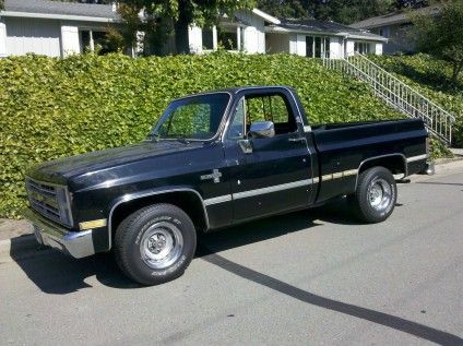 Old Trucks For Sale In Nc 1986 Chevrolet C10 For Sale In Charlotte