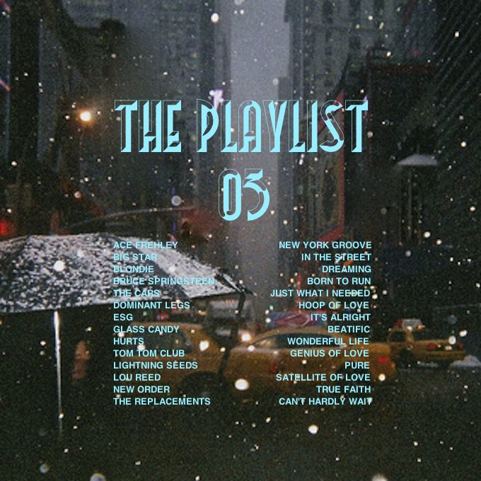Due to  recent events of tragic proportions, we thought it would be nice to put together an upbeat playlist full of cheery, put-a-smile-on-ya-dial kinda songs.#playlist